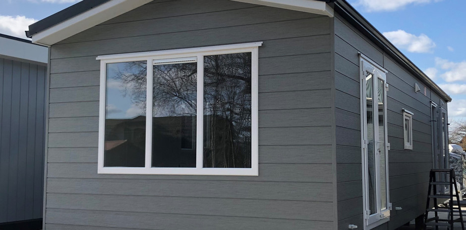 Pure 3.8 x 10.5m - Tile Grey