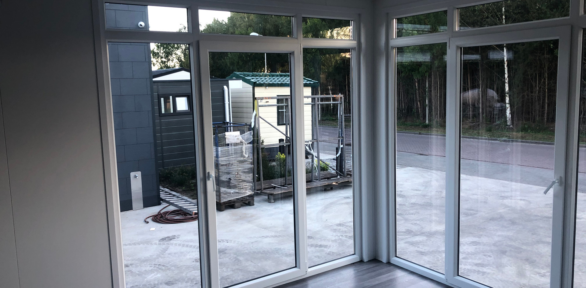 Colossi Chalet 4 x 12m 2 Slaapkamer