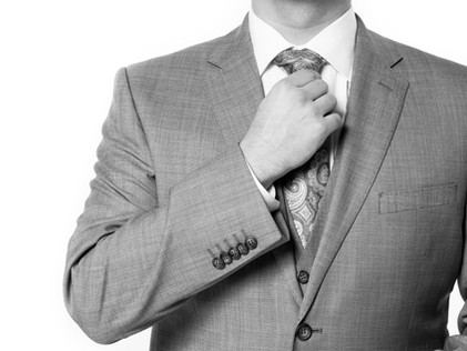 חליפה לגבר - כשמרגישים טוב, נראים טוב