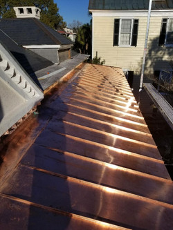 Copper Roof Charleston SC