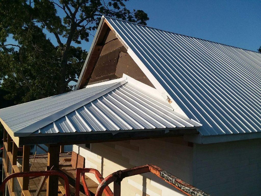 Metal Roof Johns Island SC