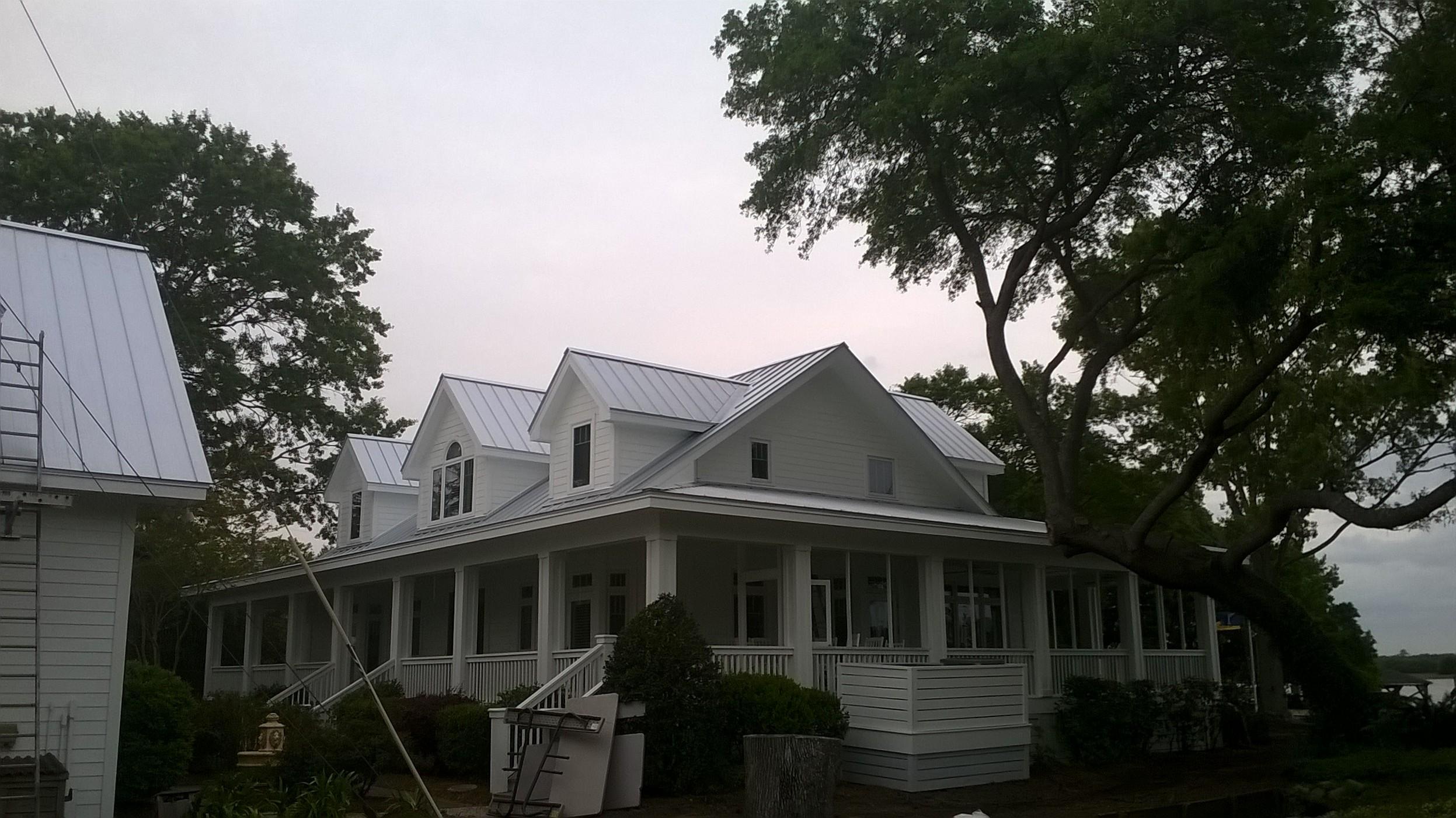 Standing Seam Metal Roof Charleston