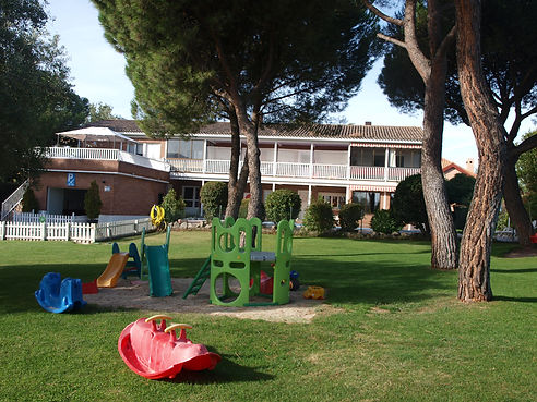 Jardín de juegos