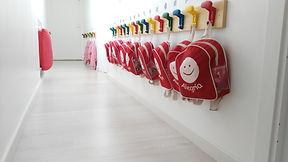 mochilas alegría