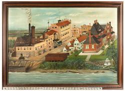 Painting,-Oil-on-Canvas,-Gluek-Brewery_ruler_216-540 (1)