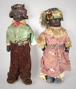 Victorian Pr. Dolls