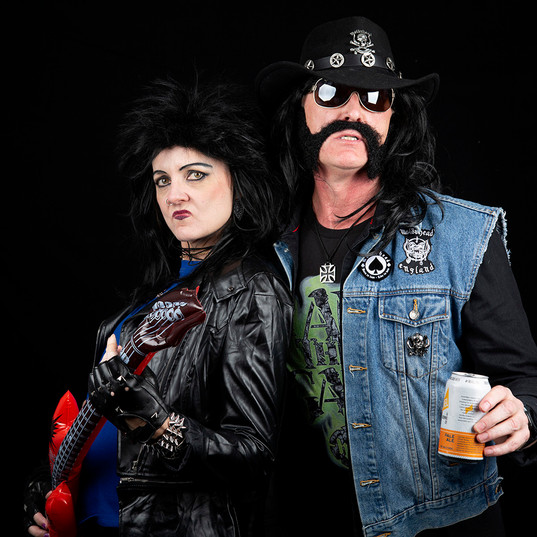 Joan Jett & Lemmy