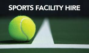Tennis Court Hire