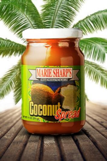 Coconut Spread 312g/11oz