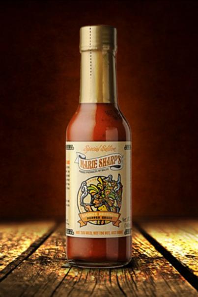 Smoked Habanero Sauce