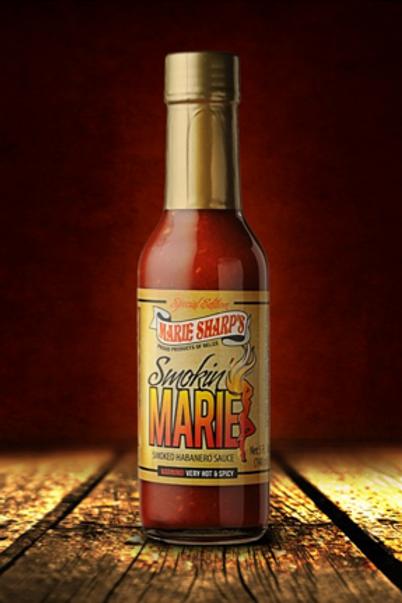 Smokin Marie Habanero Sauce