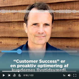 Customer Success podcast