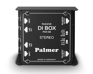 Palmer Di Box Stereo