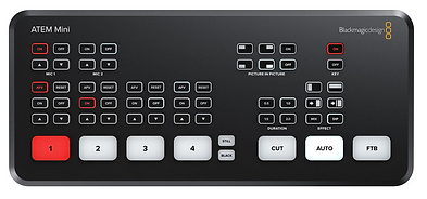 Blackmagic Design ATEM Mini HDMI Live St