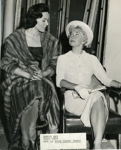 Bess and Doris Day