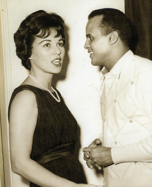 Bess and Harry Belafonte