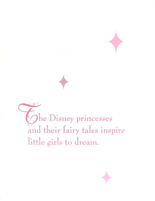 Disney Princess Branding Guide, Advertisng and Design