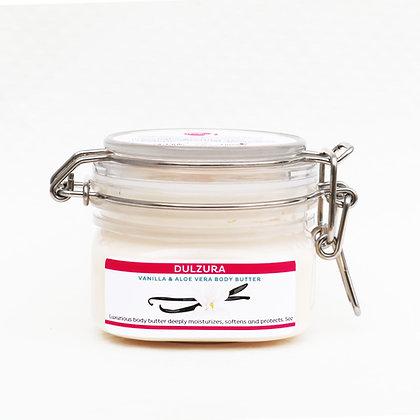 Dulzura (Vanilla & Aloe Vera Body Butter)