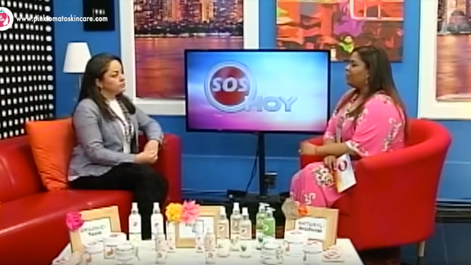 Entrevista En SOS Hoy