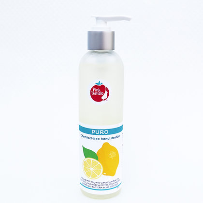 Puro (Chemical-free hand sanitizer)