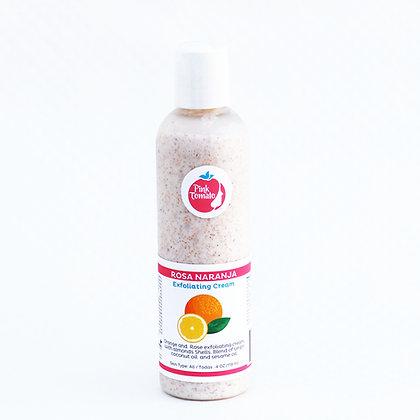 Rosa Naranja (Rose Geranium Facial Scrub)