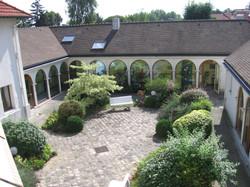 Groslay patio
