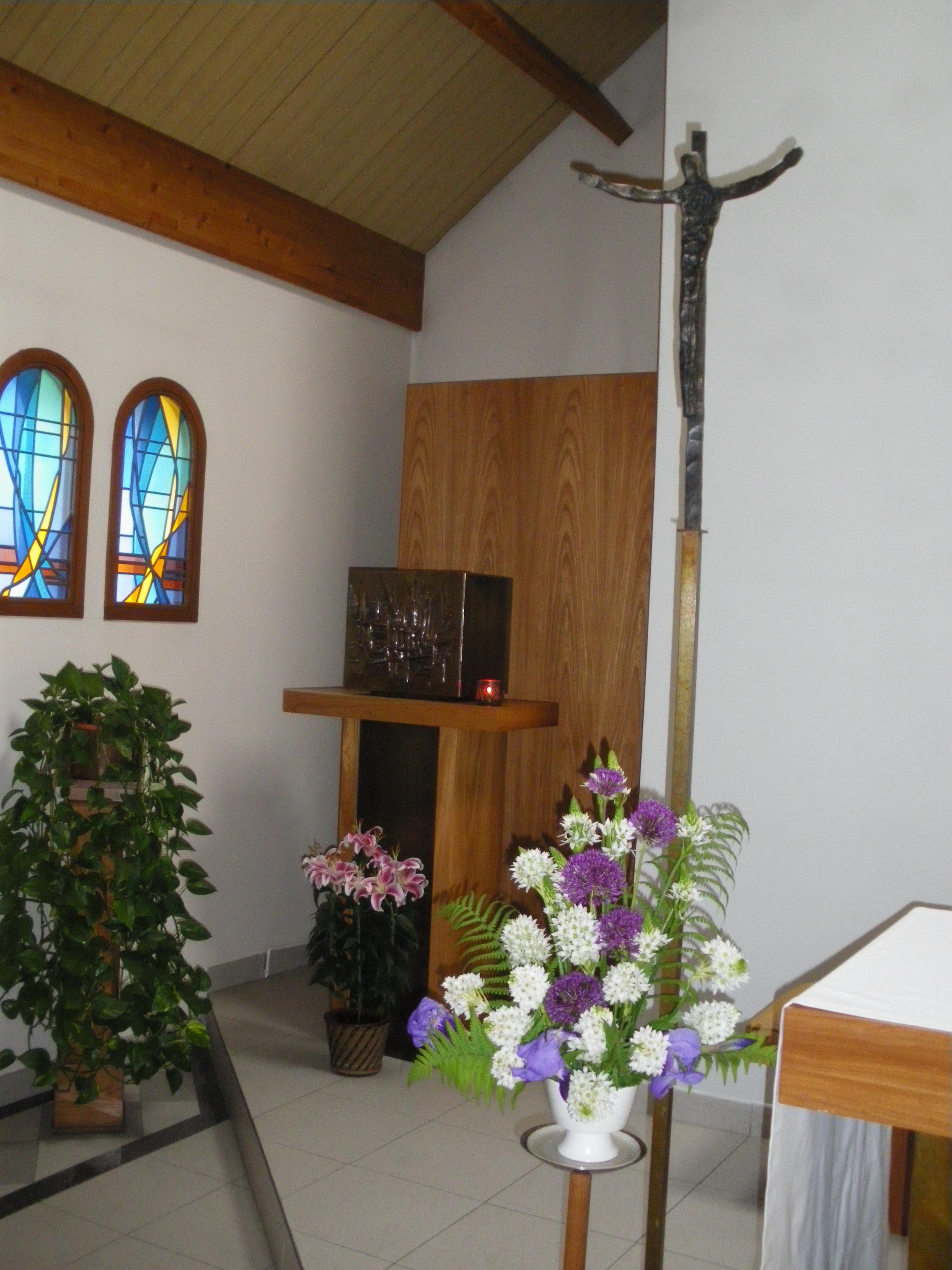 Chapelle de Groslay