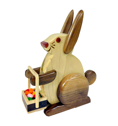 "The ""Bunny"" Candy Dispenser Pattern"