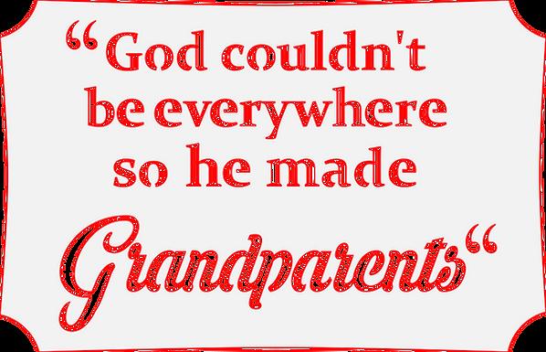 Grandparents scroll saw pattern