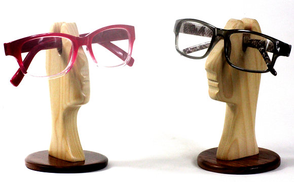 Two 4 Twenty!  Eye & Reading Glasses Holder/ Stand