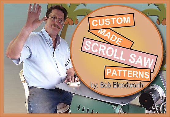 Custom Scroll Saw Patterns Image, Me Waving