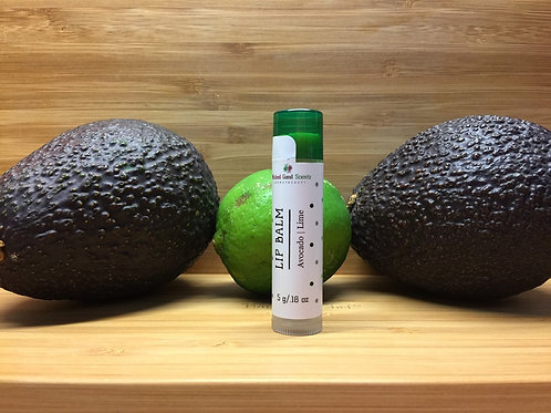 Avocado | Lime Lip Balm