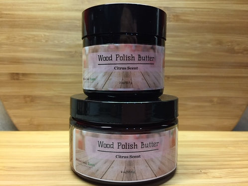 Wood Polish Butter