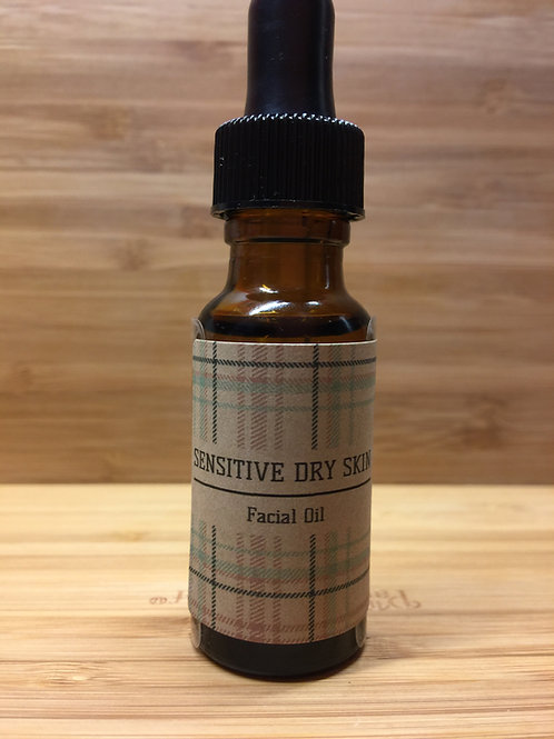 Facial Oil for Sensitive Dry Skin