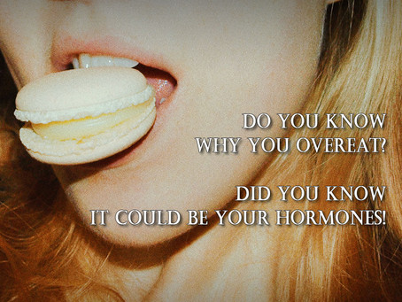 Do You Know Why You Overeat?