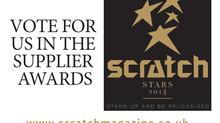 Scratch Stars Awards