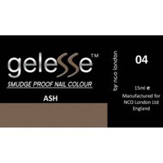 No.04 geleSSe gel polish ASH