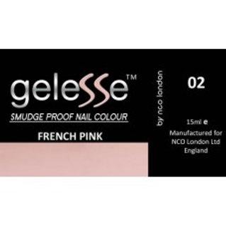 No.2 geleSSe gel polish FRENCH PINK