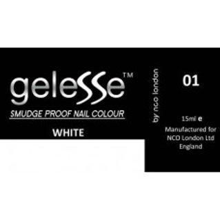 No.1 - geleSSe gel polish WHITE