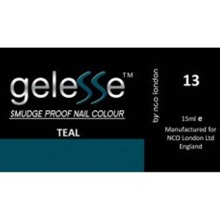 No.13 geleSSe TEAL