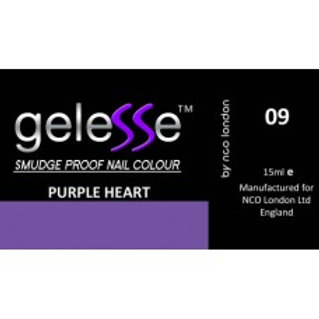 No.09 geleSSe PURPLE HEART