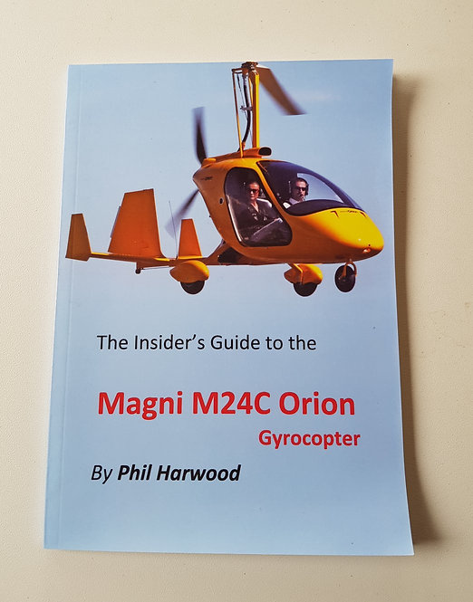 The insider's guide to the Magni M24C Orion Gyrocopter