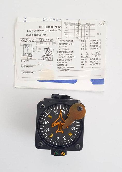 Compass, Vertical card