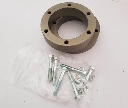 Rim wheel spacers for 'Tundra' tyres