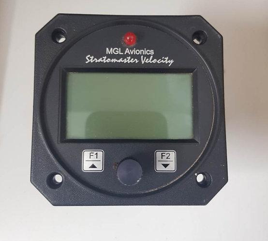 Digital Air Speed Indicator ASI-3 (Second hand)