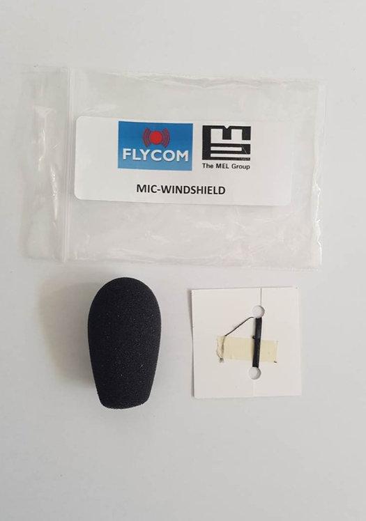 Microphone windshield (Flycom)