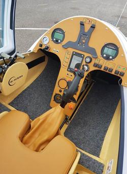 ELA10-Eclipse interior detail