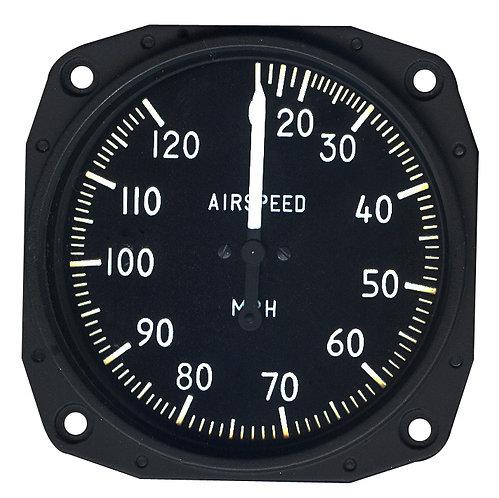 120mph Airspeed Indicator ASI120M-3