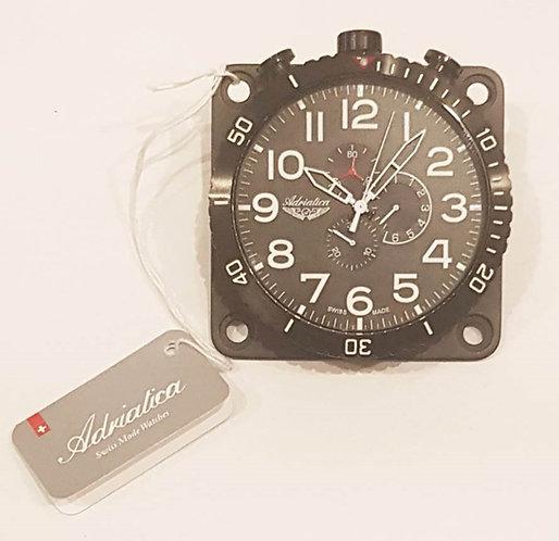 Swiss Made Quartz Timepiece, Stopwatch