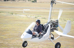 ELA09-Drover flying demo